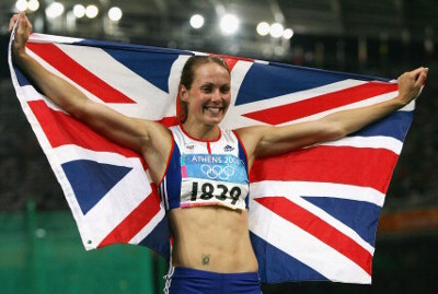 Heptathlon (name is Kelly Sotherton)