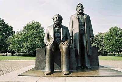 Economists (its Karl Marx and Friedrich Engels)