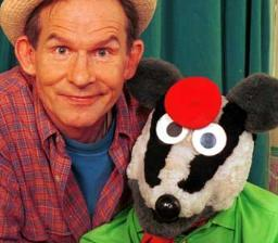 Mashed potato  (its Bodger and Badger)