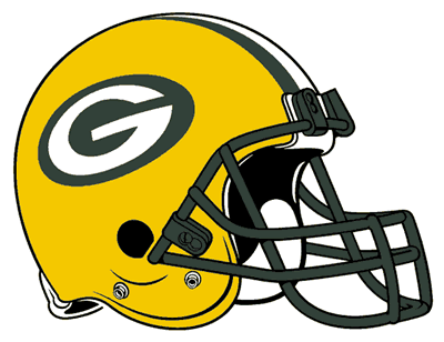 picture of Green Bay packers helmet
