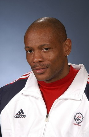 Maurice Greene sprinter