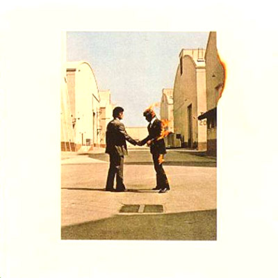 Pink Floyd  - 'Wish You Were Here'