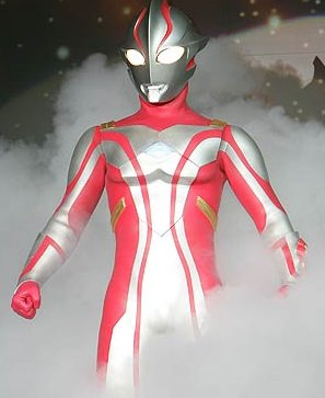 Japanese (its Ultraman)